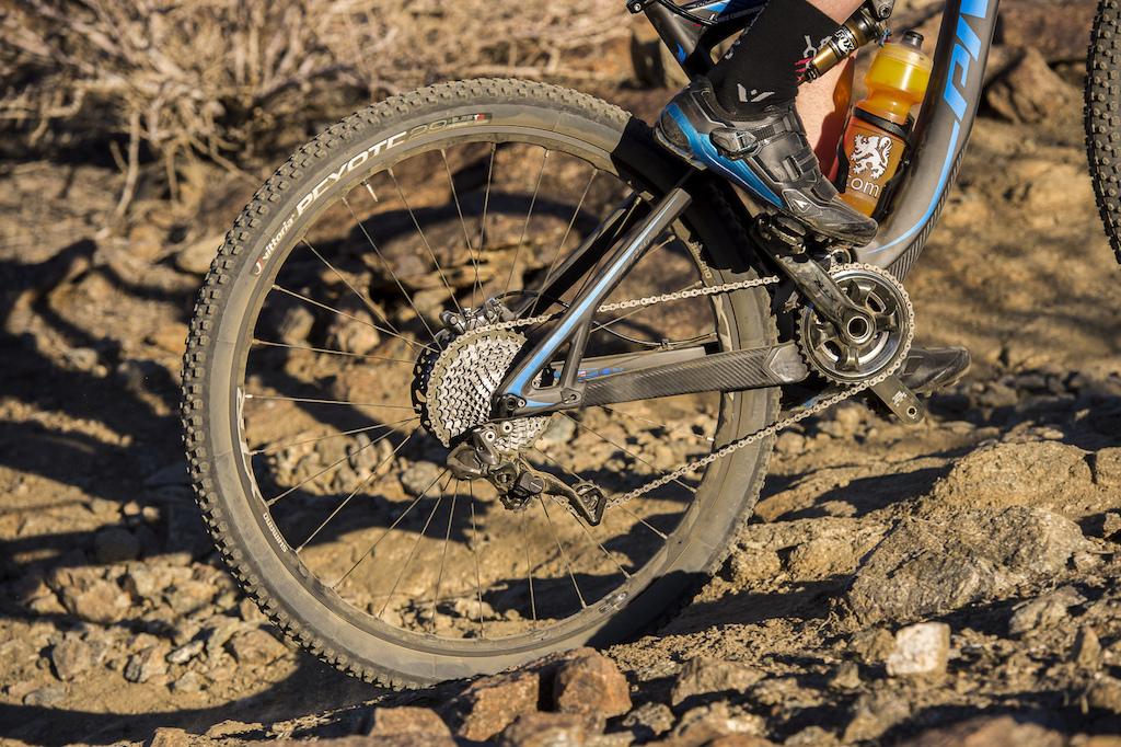 Shimano Di2 XTR 2105