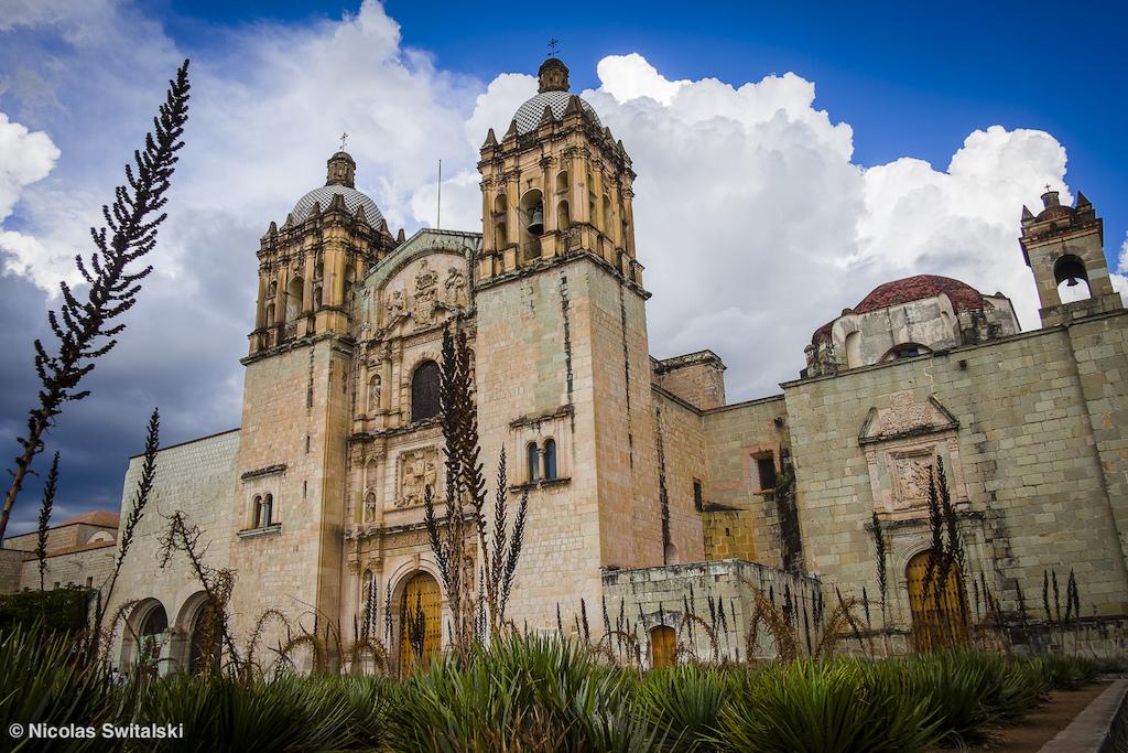 Castle in Mexico