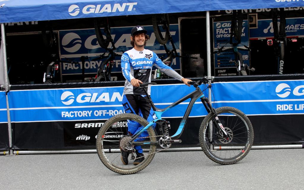 EWS Pro Rides - Yoann Barelli