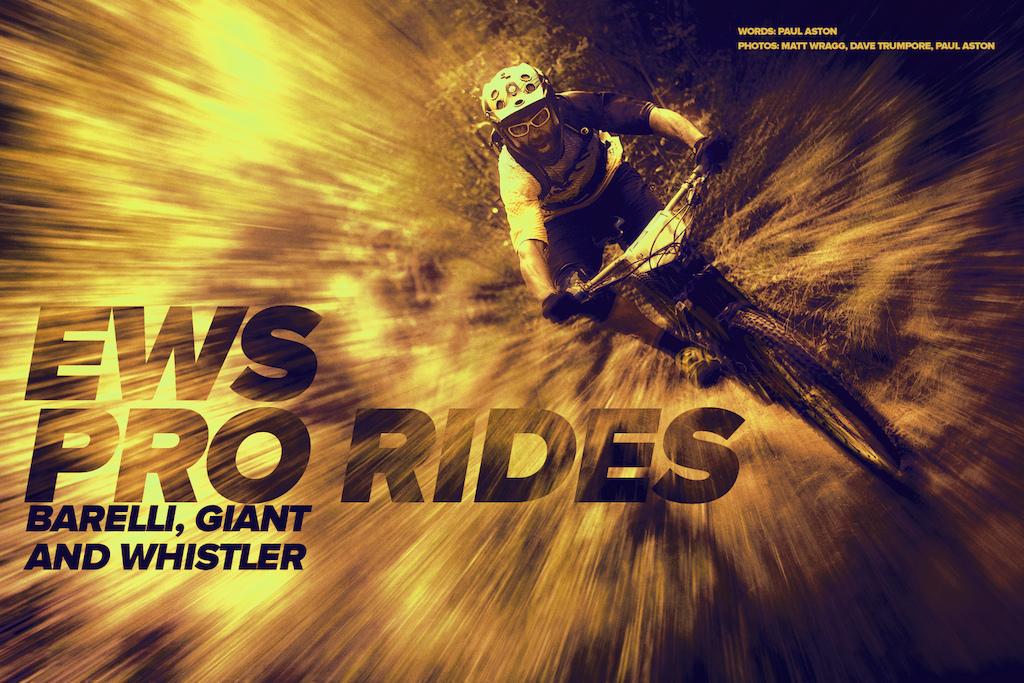 Lead graphic - EWS Pro Rides