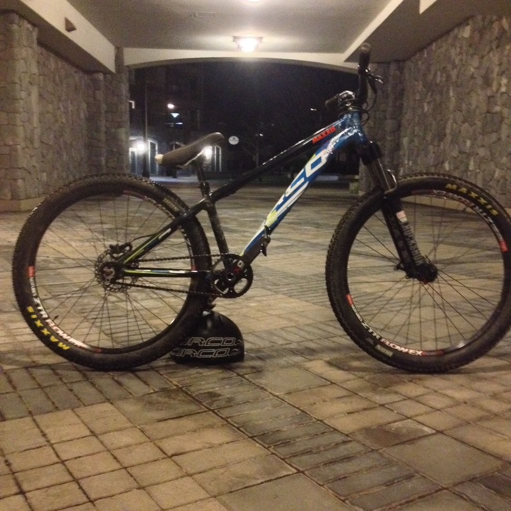 2014 Norco rampage