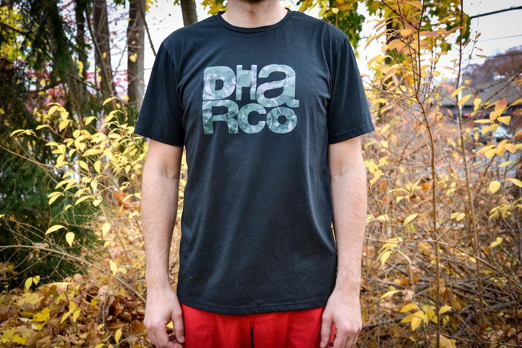 DHarCO Tech Tee Dri-Release