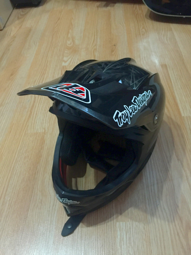 2014 TLD D3 Carbon - Black
