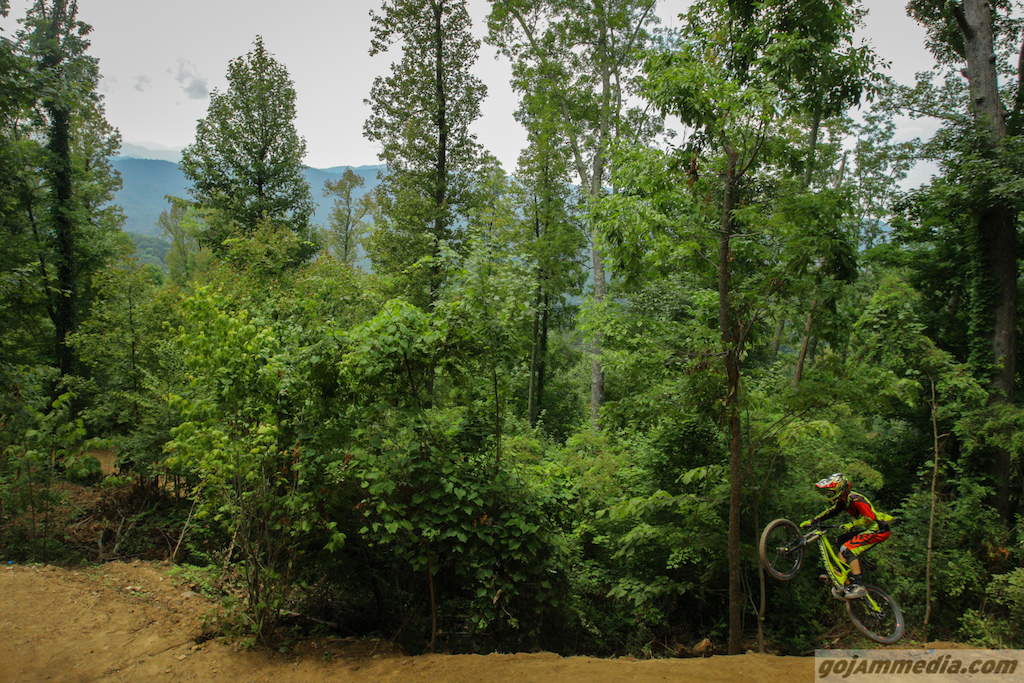 Bailey Mountain Bike Park - A First Visit