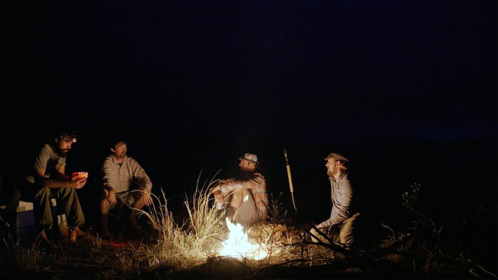 Campfire on the Kokopelli.