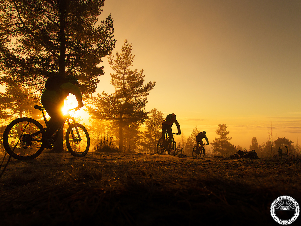 Recently I asked who would join me for a ride at 5 A.M. Just to get one shot, maybe none. These three dedicated guys showed up! The weather forecast did not look good, but it turned out great.
