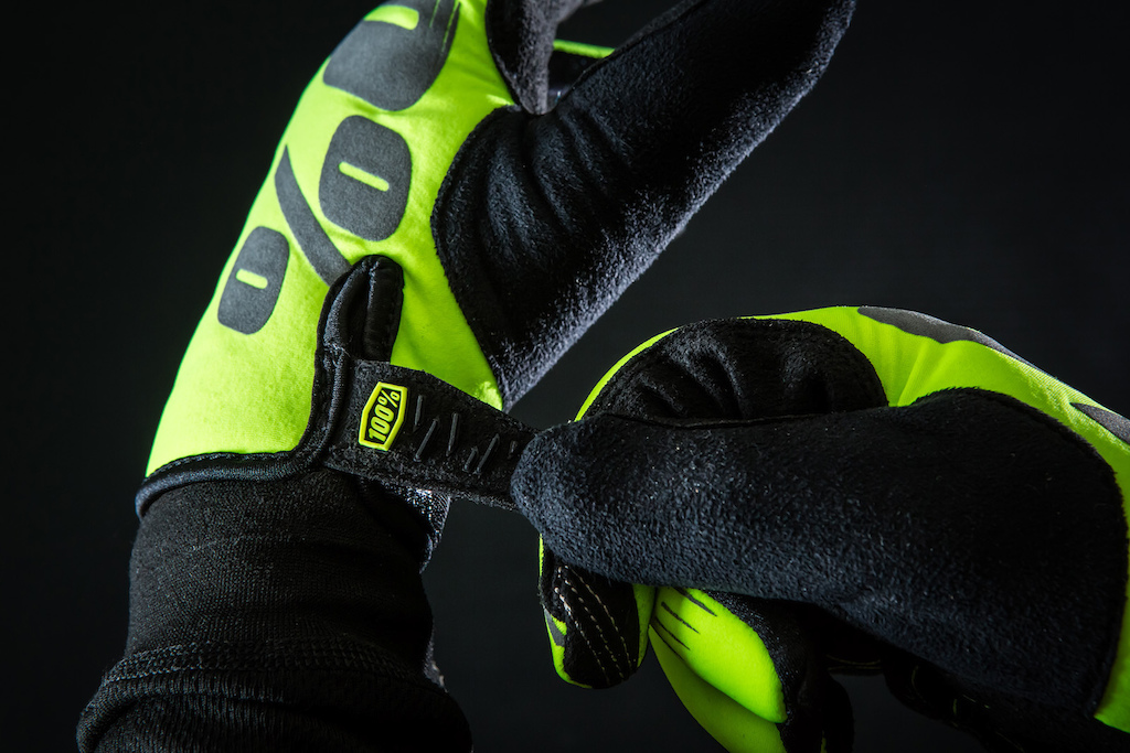 The Brisker Glove - Neon Yellow