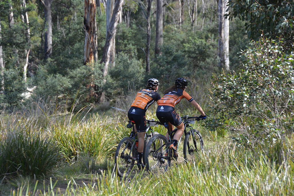 Eilte Mixed Pairs Holly Harris and Tristan Ward had the pace on day one. Taking out both Stage 1 and 2.
