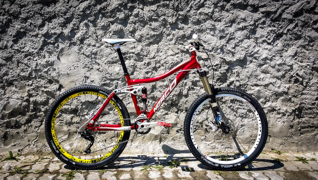 2010 Norco Fluid Medium