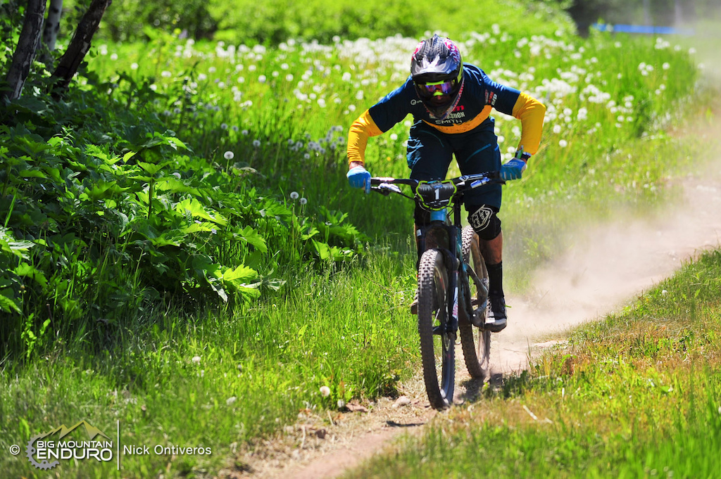 Yeti Big Mountain Enduro images.