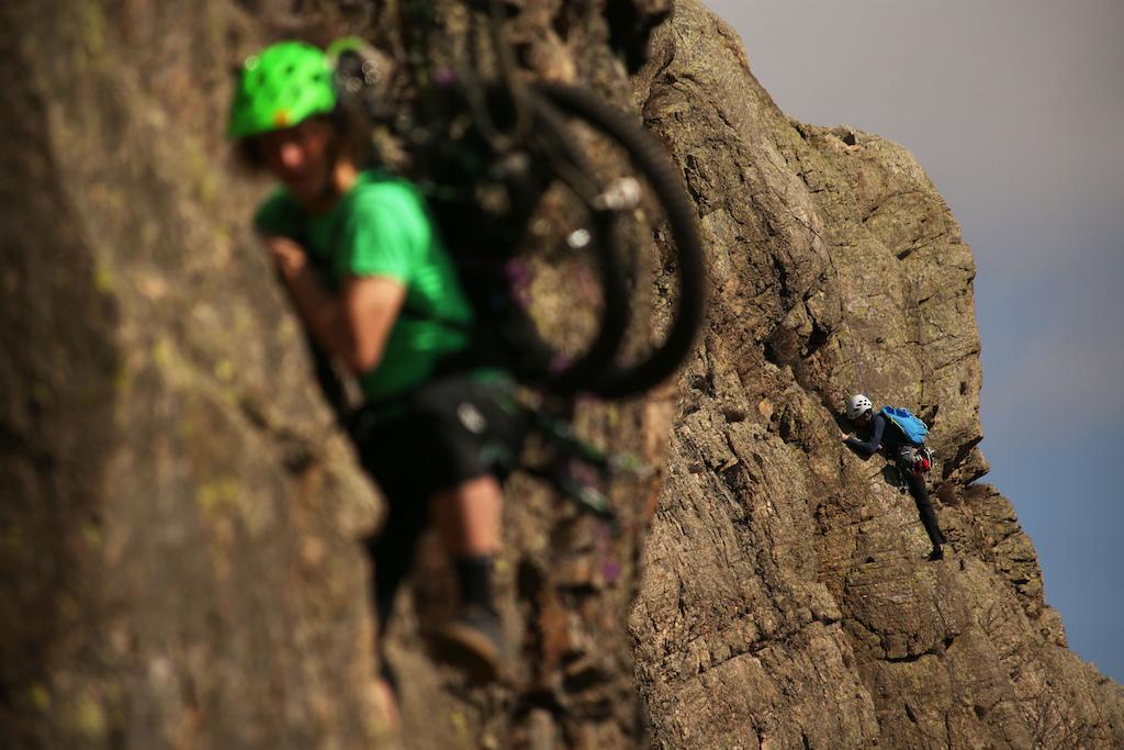 Trippin - Climb Ride