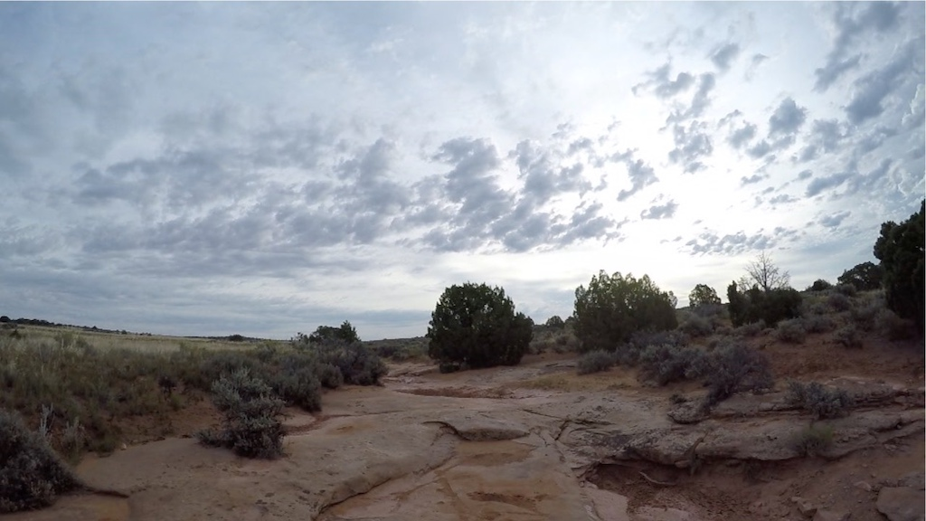 Riding some trails in Moab Utah