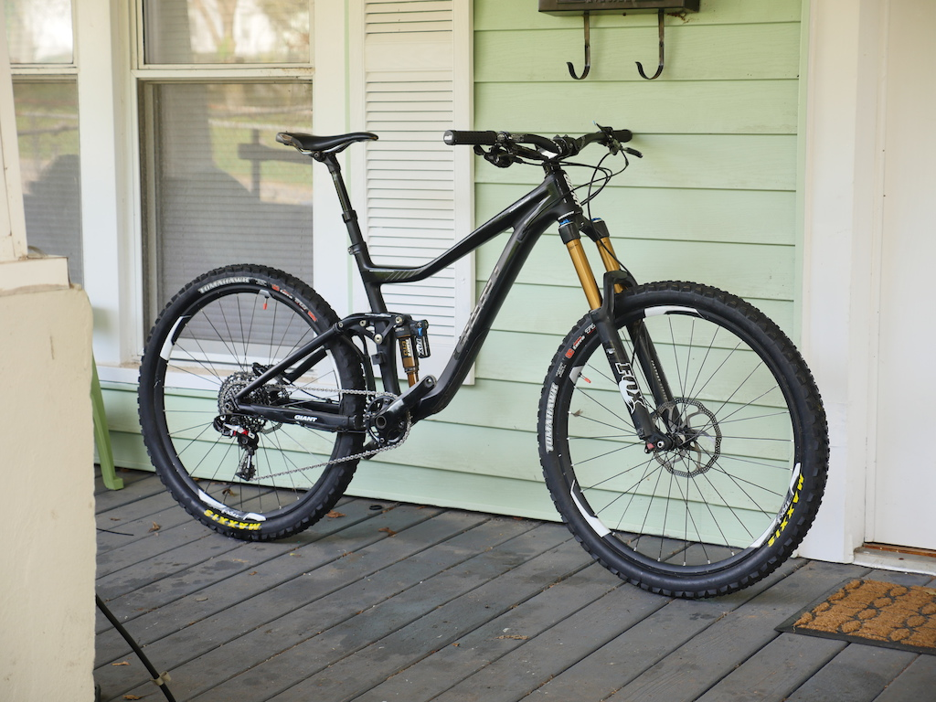 2014 Giant Trance Advanced SX