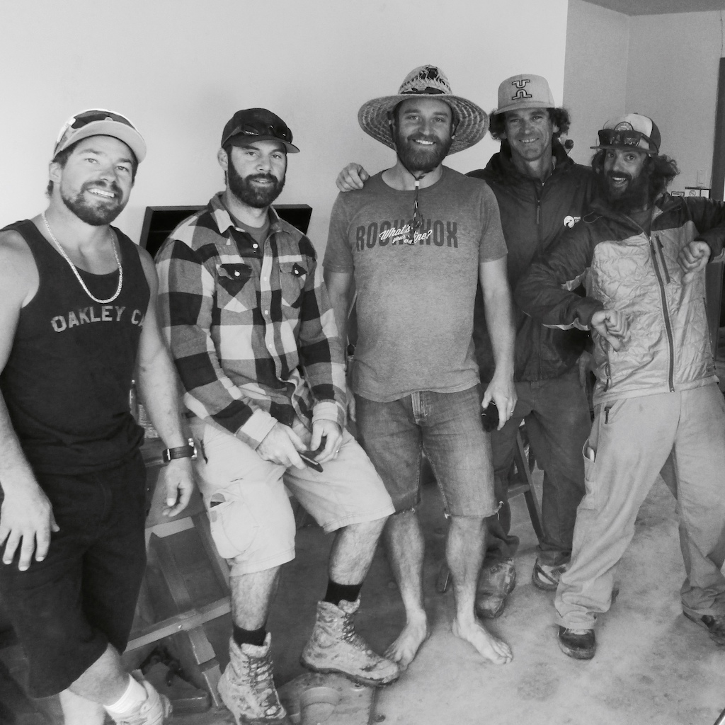 The 2015 Rampage Build Crew.