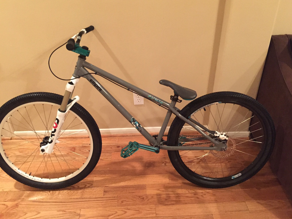 2010 Rocky Mountain Flow DJ Large- custom