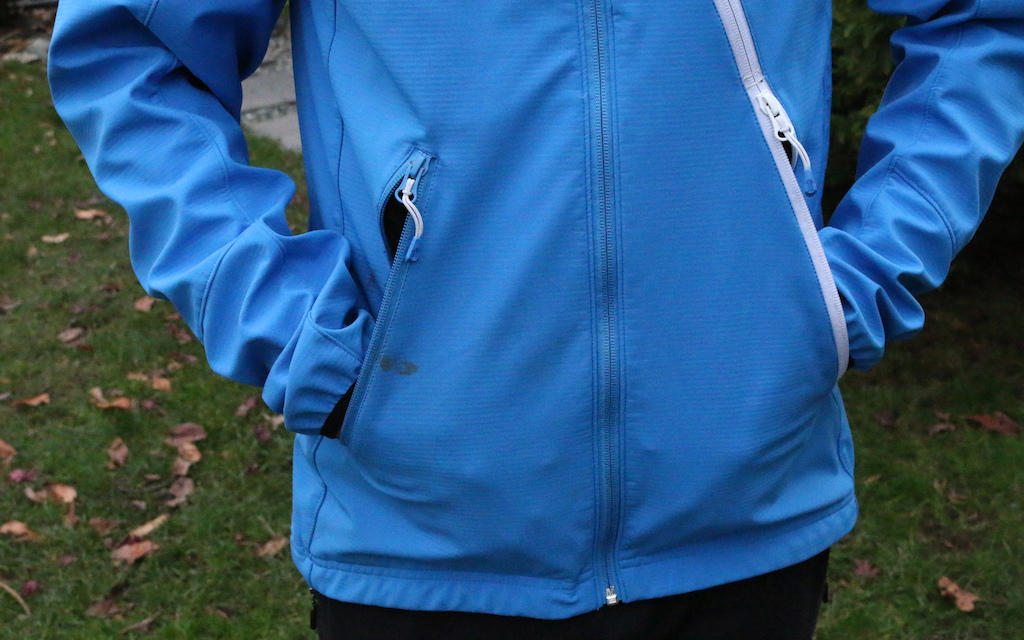 Bontrager Lithos Softshell jacket review test