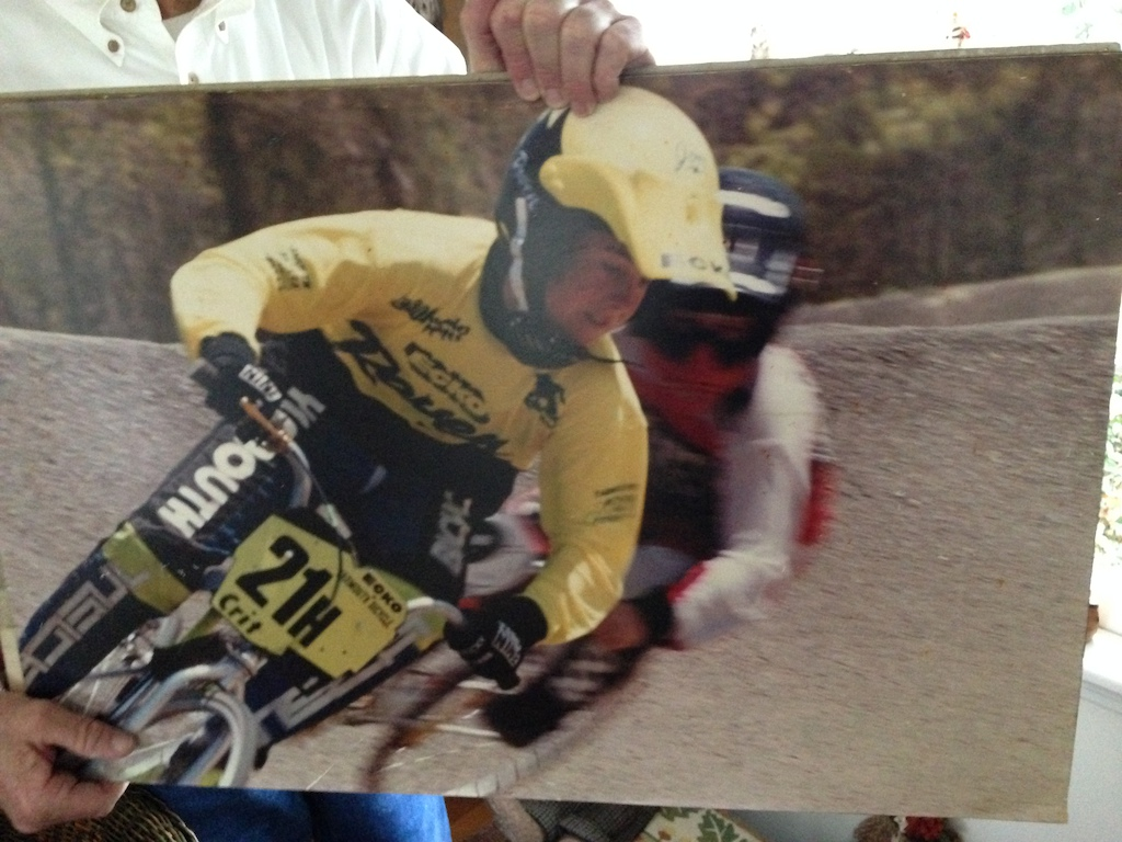 Cruiser at the Egg Harbor Nationals (early 90's)