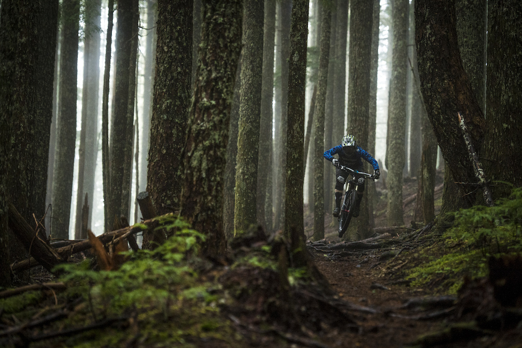 Wet roots and loam. The PNW has them in spades. To this day it s my favorite type of riding.