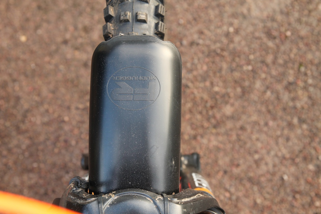 Mudhugger Front Race mudguard - Review