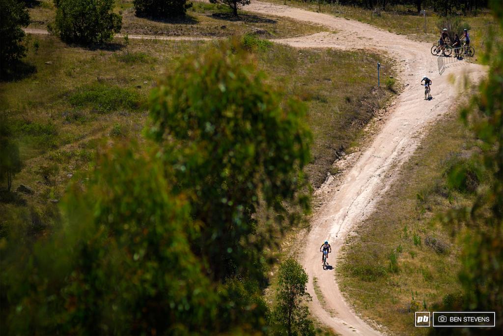 Australian Nationals Round 2 Mt Stromlo - XCO