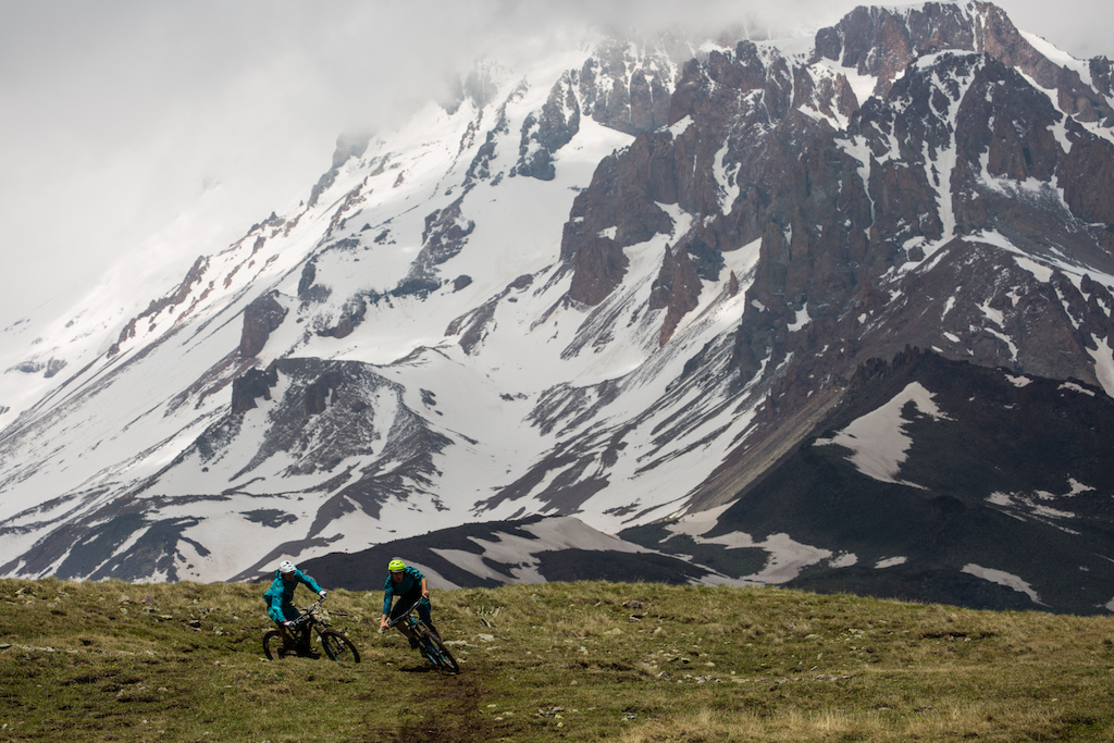 Images for The Trail to Kazbegi video