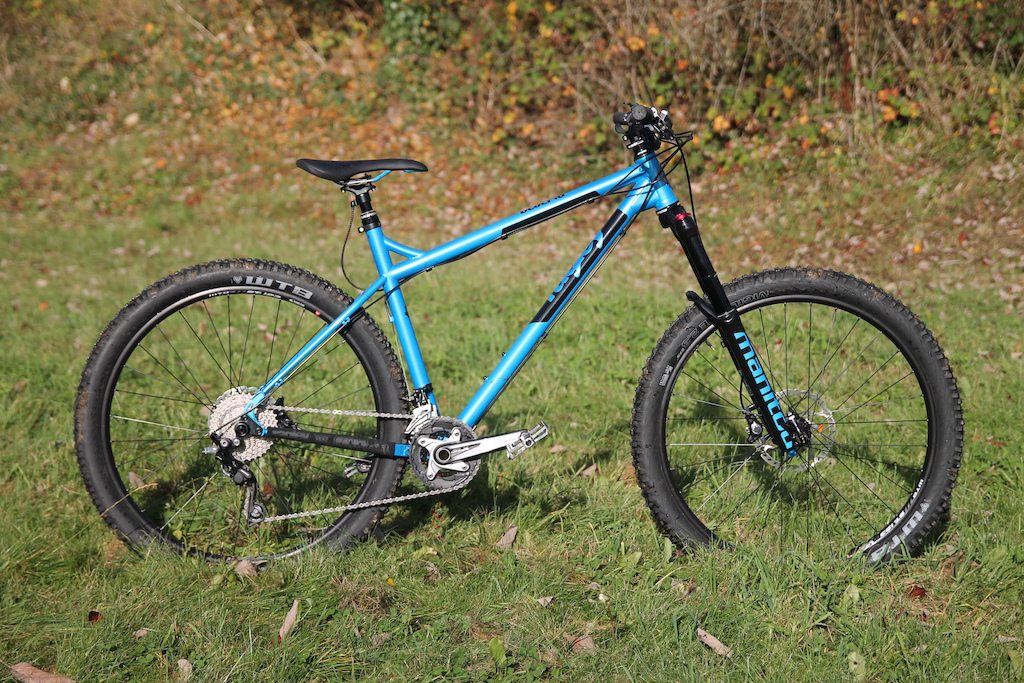 77661601273 Ragley Blue Pig Hardtail - Review - Pinkbike