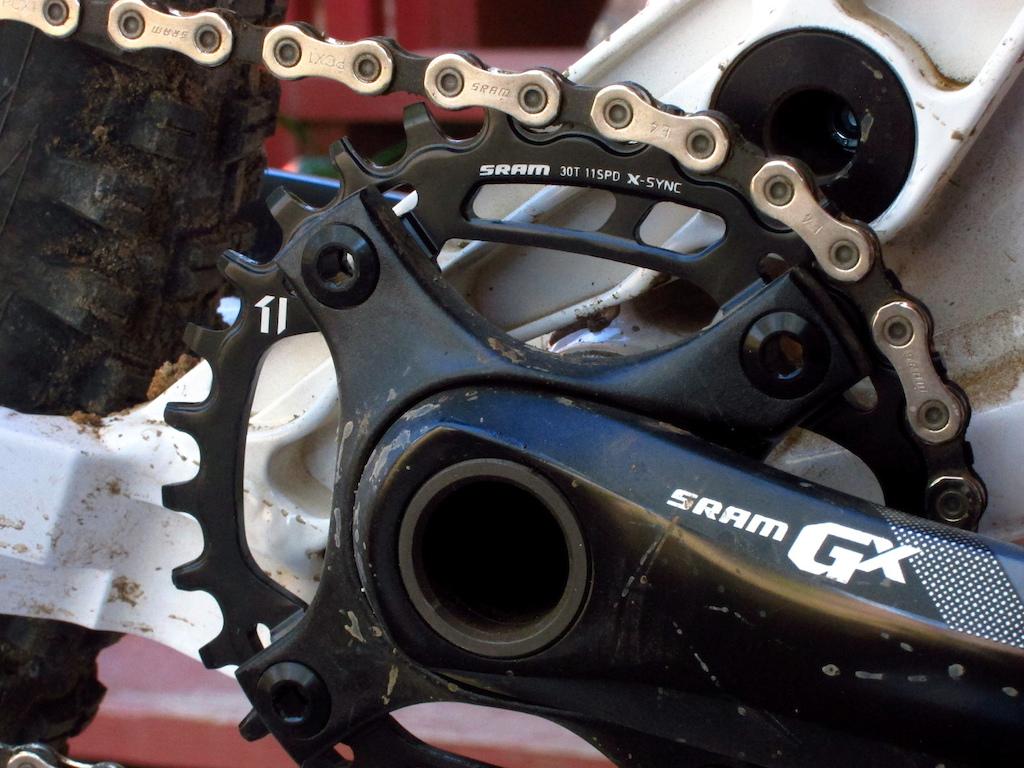 SRAM X-Sync Steel Chainring 2015