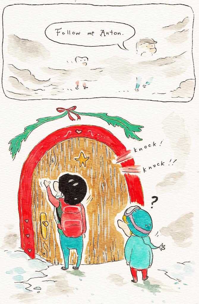 Anton s Company Ride - by Helena Juhasz Page 8