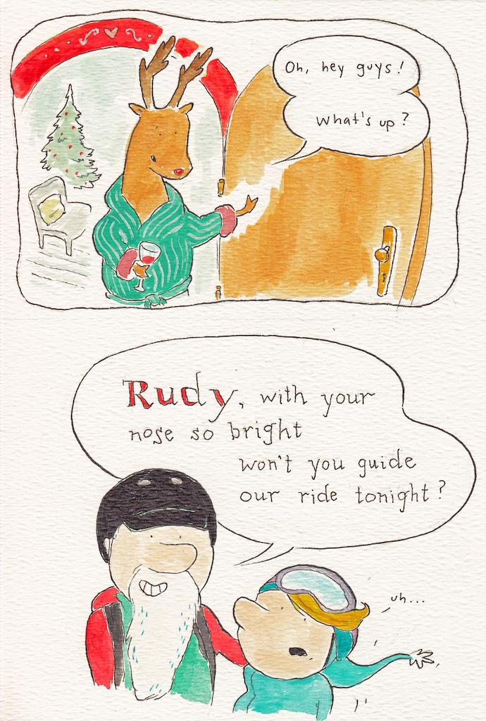 Anton s Company Ride - by Helena Juhasz Page 9