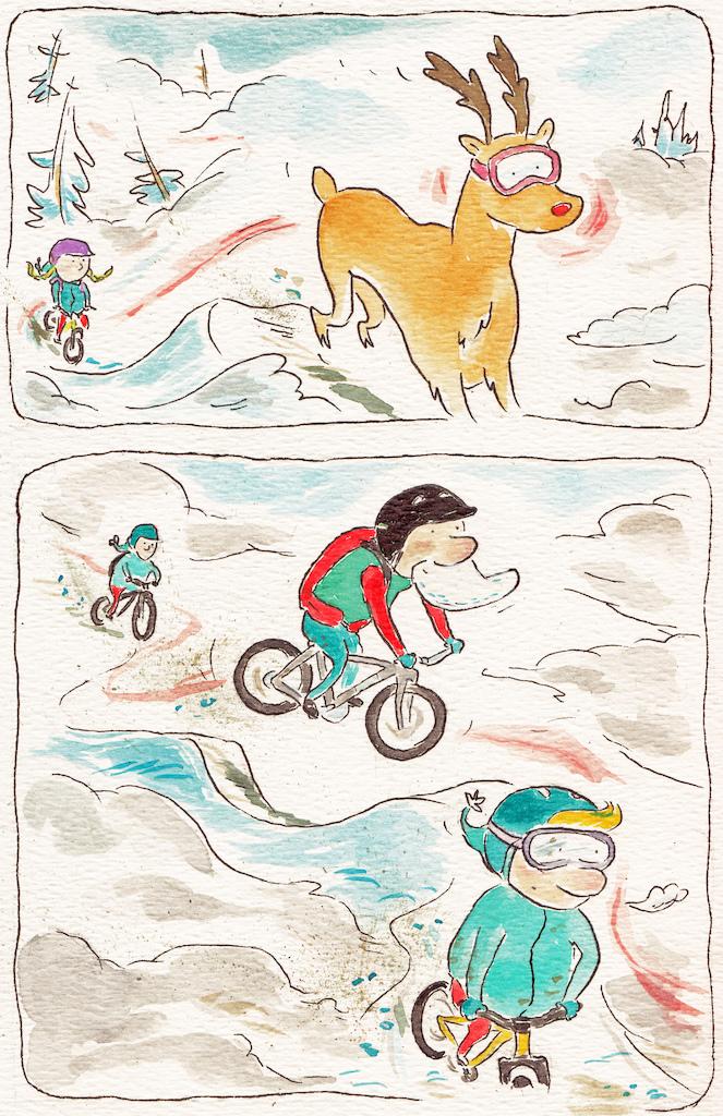 Anton s Company Ride - by Helena Juhasz Page 12
