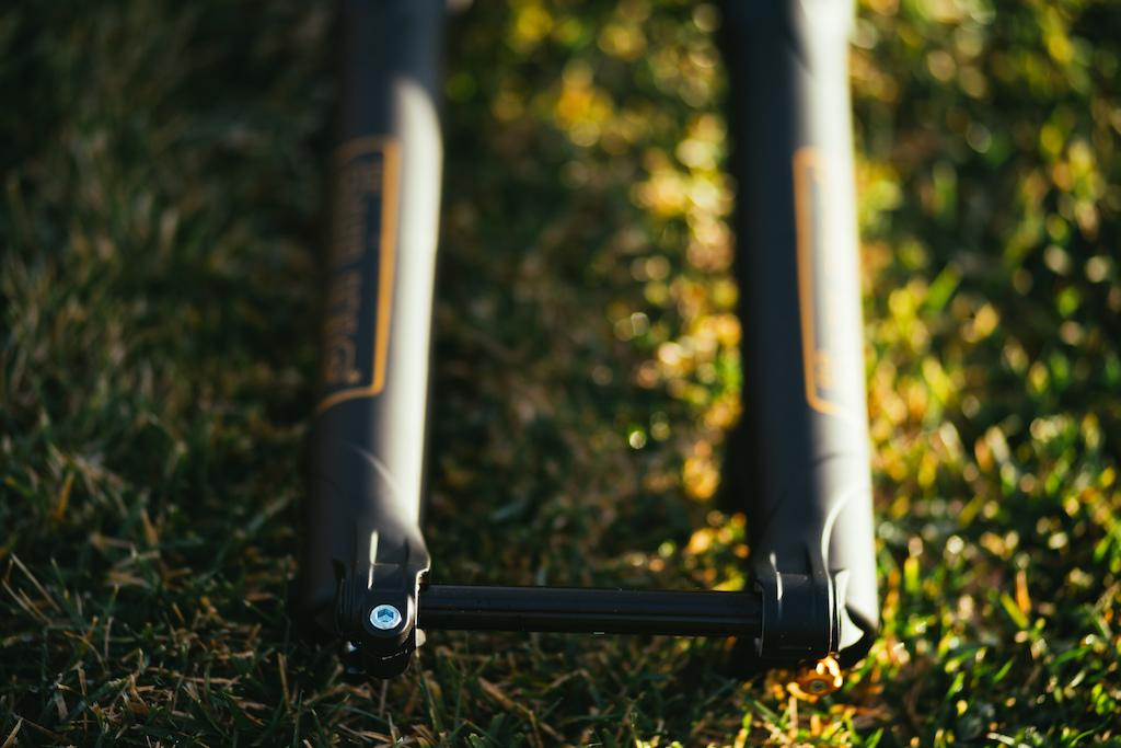 Ohlins RFX fork