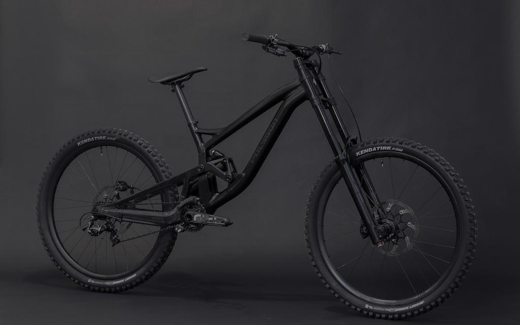 Dream Bike All Black 30 55 Pound Polygon Dh9 Xl Pinkbike