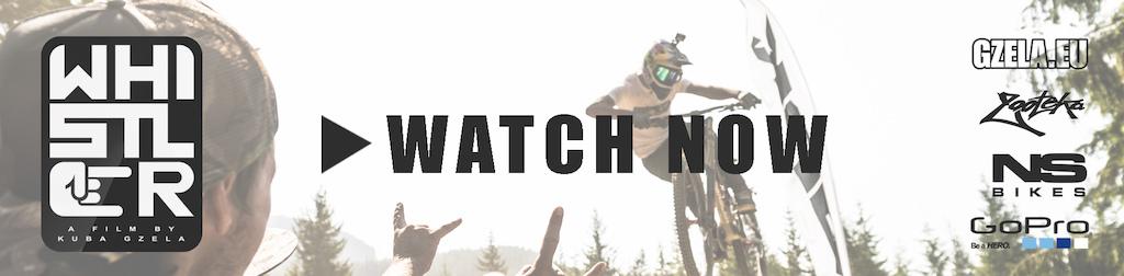 Whistler video logo