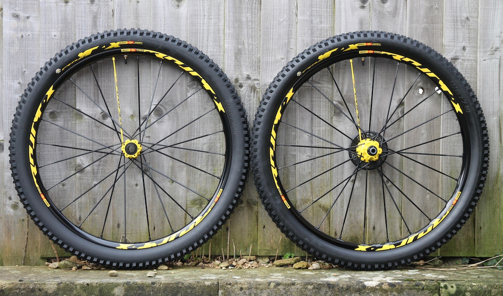 3e1843319d6 Mavic Crossmax XL Pro Limited Wheels - Review - Pinkbike