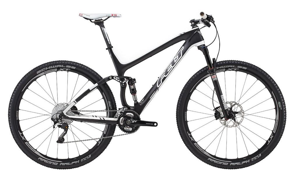 2014 Felt Edict 1 XC race bike 29r carbon