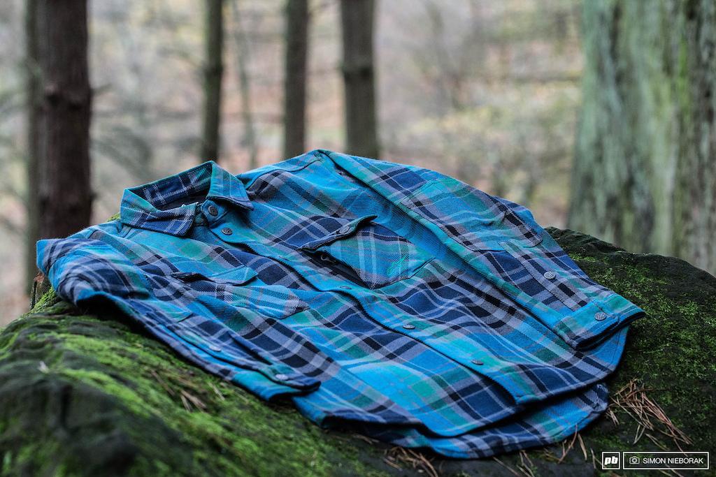 Alpinestars Slopestyle shirt