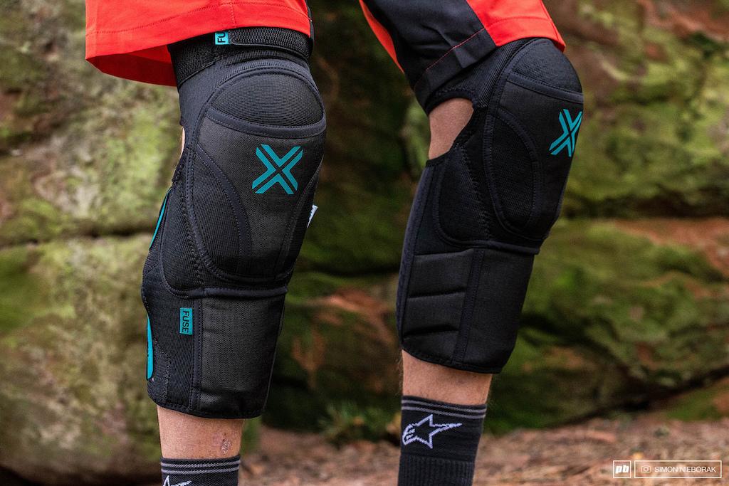 Fuse Echo 75 knee shin pads