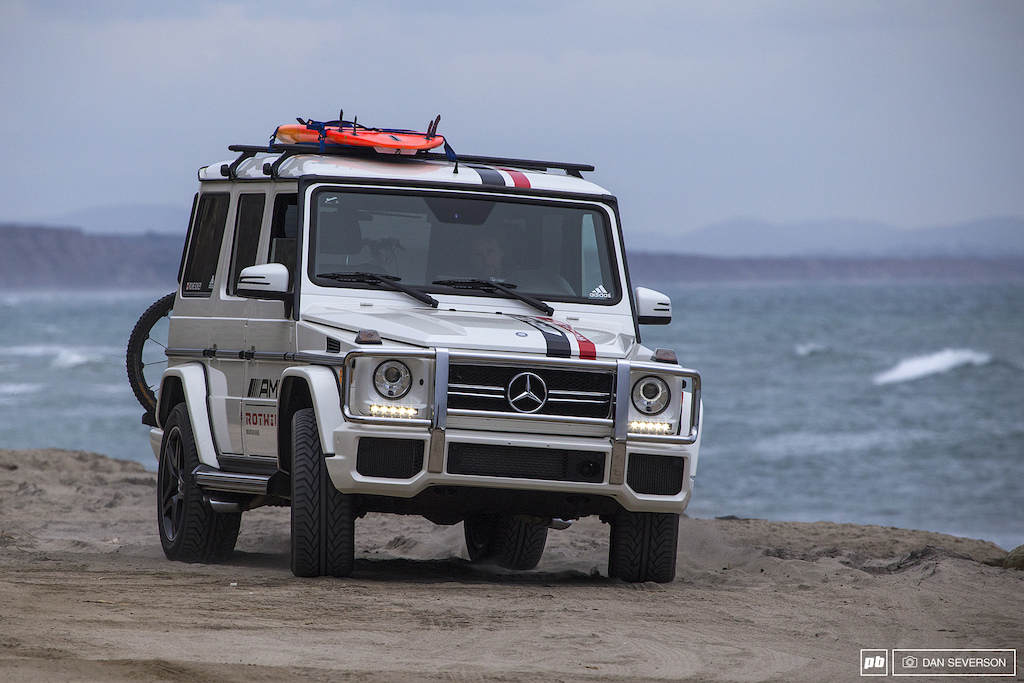 Richie Schley s Mercedes AMG G63