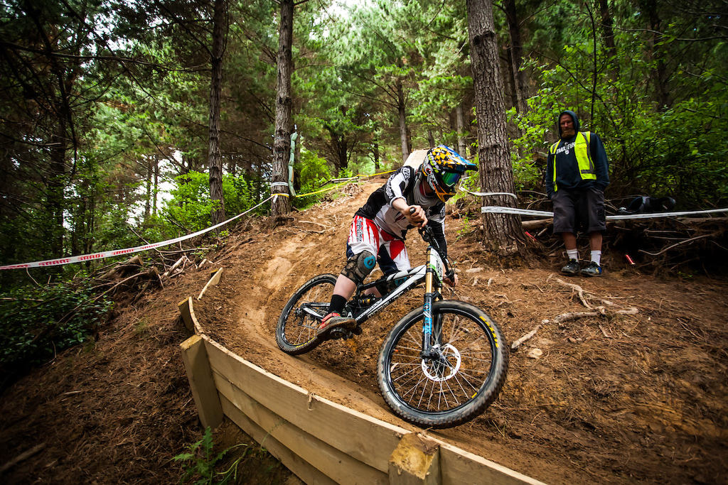 NZ DH Nationals Round One - Auckland - Race Day