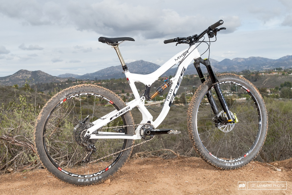 Foes Mixer Trail Review Pinkbike