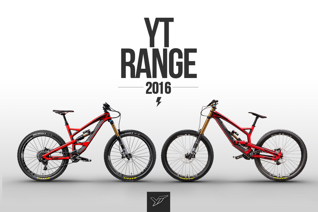 e77f9034ca5 YT Industries 2016 Bike Range: New Year, New Bikes, New Look - Pinkbike