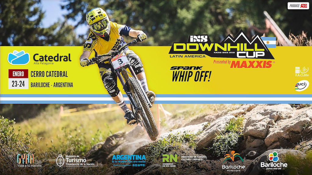 Images for iXS Downhill Cup South America - Bariloche (Argentina) PR