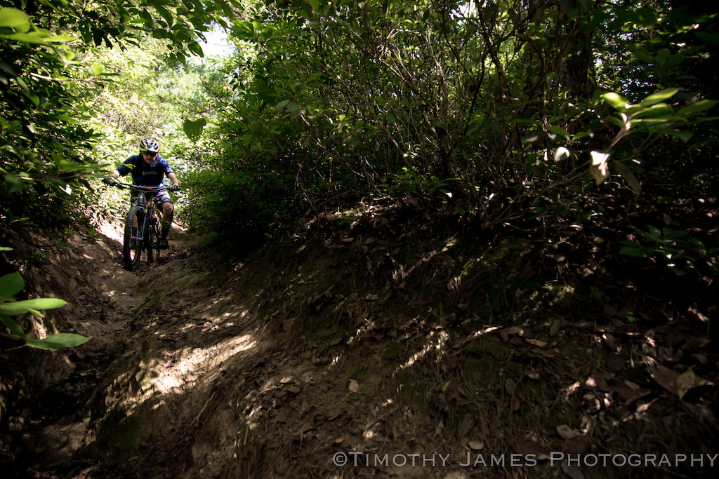 Front Lines with the Northwest NC MTB Alliance