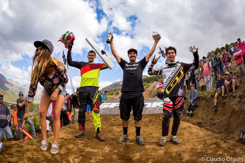 Results: iXS DH Cup South America Bariloche