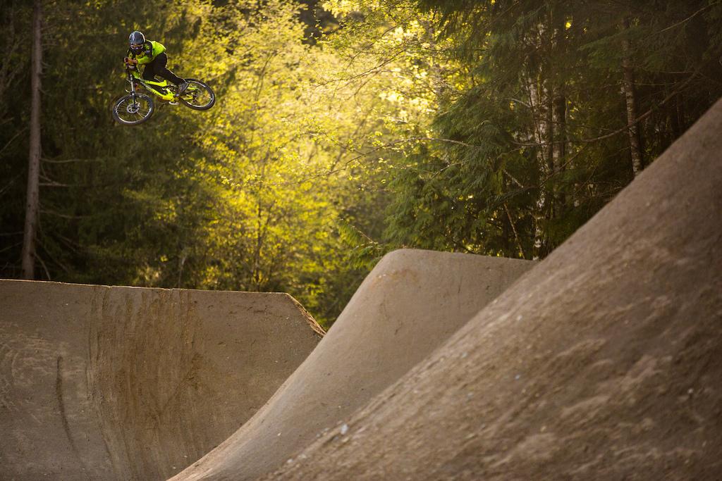 Brendan Howey Coast Gravity Park
