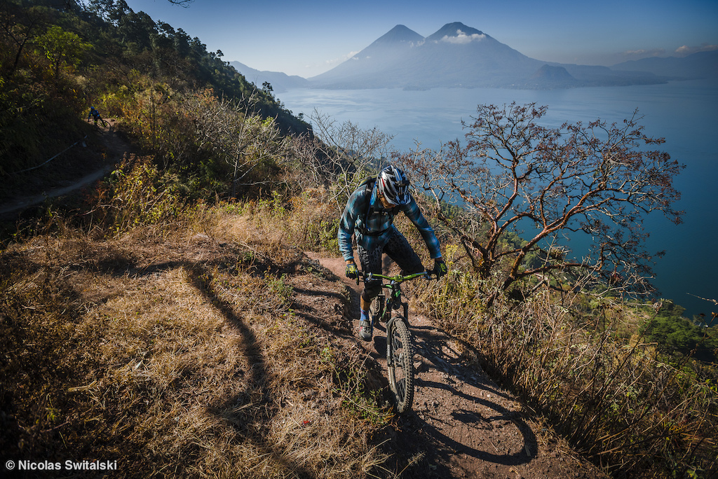 Singletrack and Beers in Guatemala
