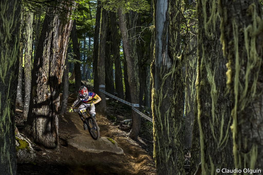 First round Open Shimano Latam - Bariloche