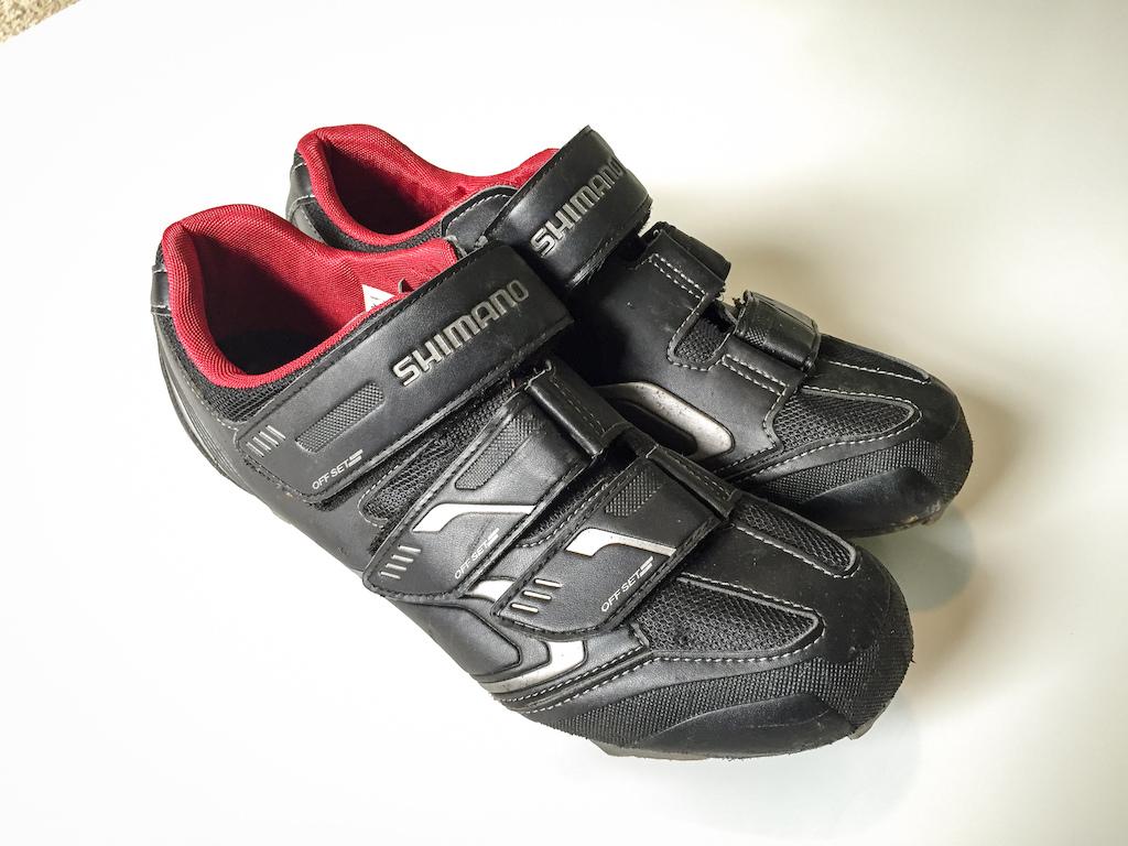 0 Shimano SH-XC30 SPD  Shoes - Size M 10.5 (45 EU)