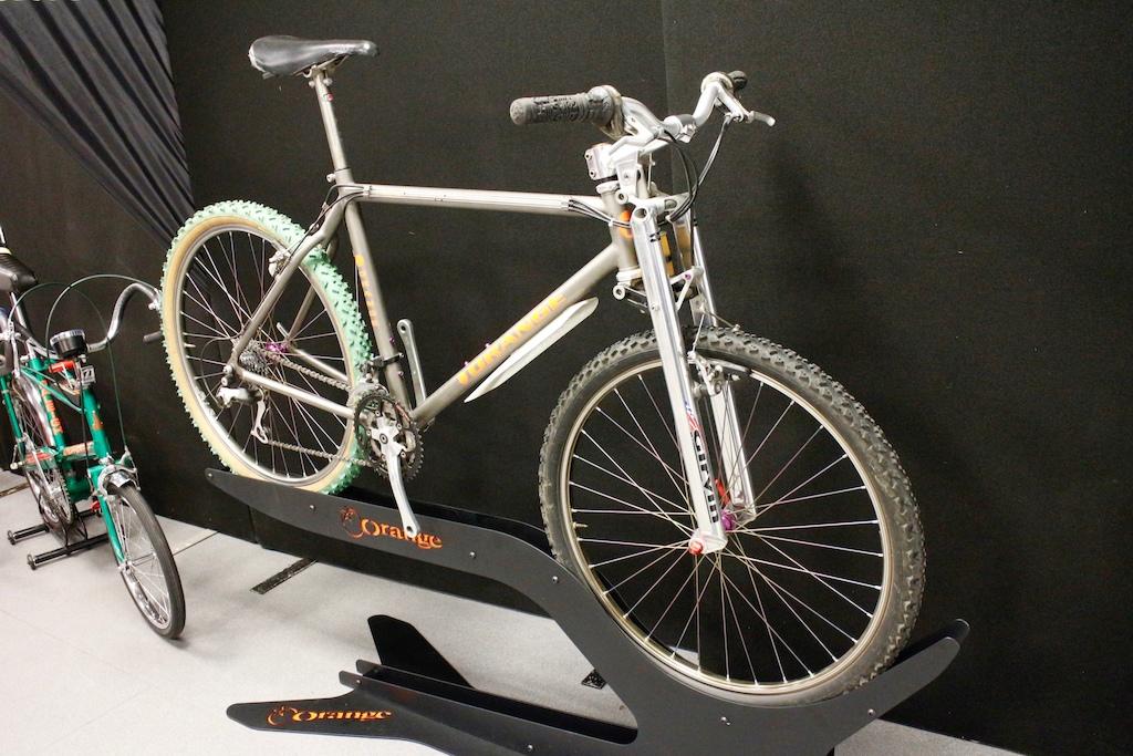Retro Orange - The Bike Place