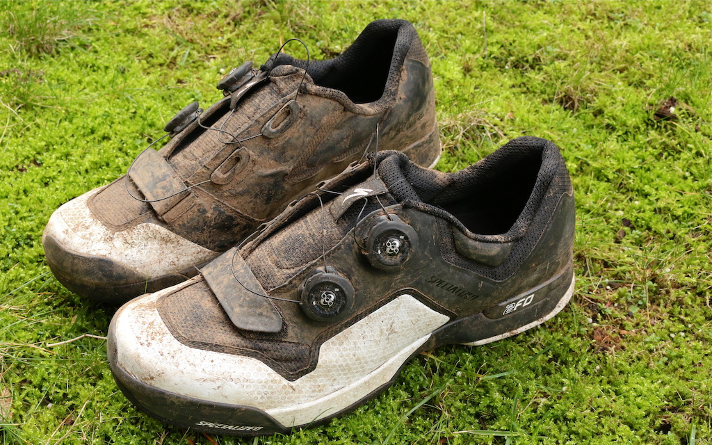 Specialized 2FO Cliplite shoes review test